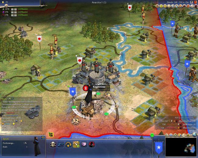 Civilization 4: Beyond the Sword  Archiv - Screenshots - Bild 10