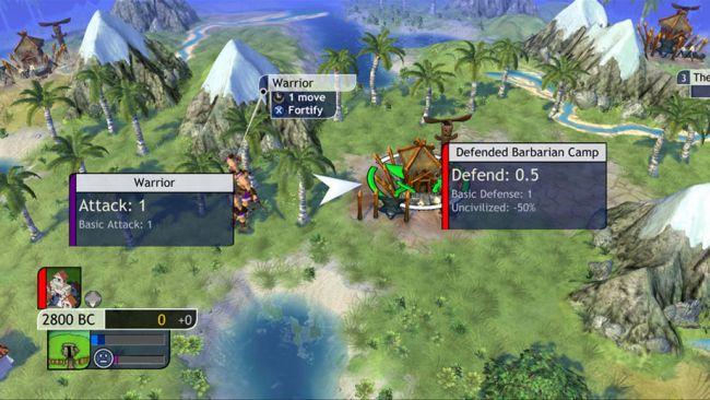 Civilization Revolution  Archiv - Screenshots - Bild 6