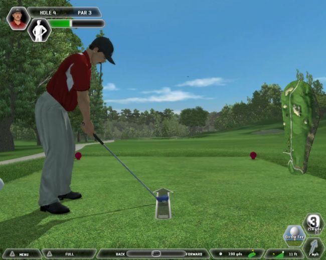 Tiger Woods PGA Tour 08  Archiv - Screenshots - Bild 10