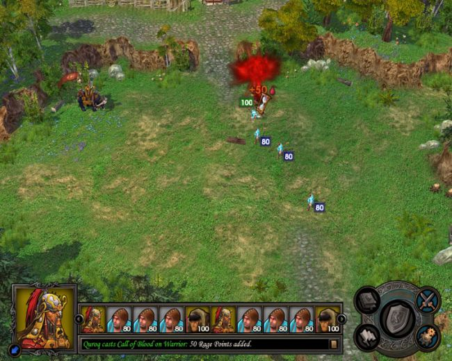 Heroes of Might & Magic 5: Tribes of the East  Archiv - Screenshots - Bild 20