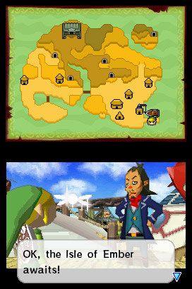 Legend of Zelda: Phantom Hourglass (DS)  Archiv - Screenshots - Bild 2