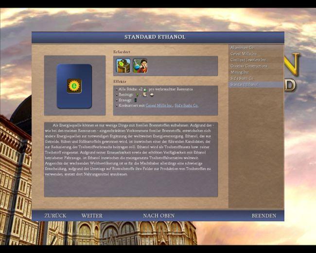 Civilization 4: Beyond the Sword  Archiv - Screenshots - Bild 5