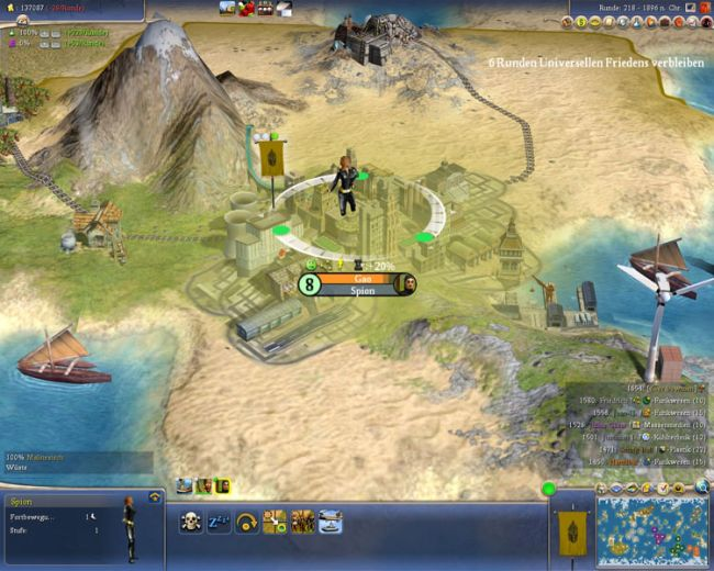 Civilization 4: Beyond the Sword  Archiv - Screenshots - Bild 12