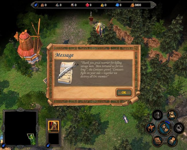Heroes of Might & Magic 5: Tribes of the East  Archiv - Screenshots - Bild 22