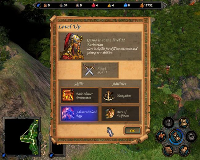 Heroes of Might & Magic 5: Tribes of the East  Archiv - Screenshots - Bild 29