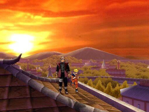 Naruto: Ultimate Ninja 2  Archiv - Screenshots - Bild 9
