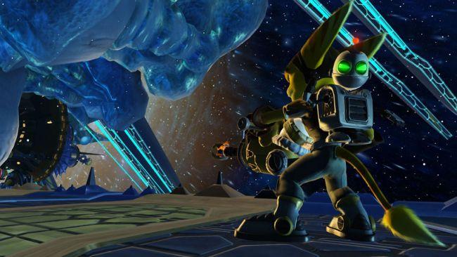 Ratchet & Clank: Tools of Destruction  Archiv - Screenshots - Bild 6