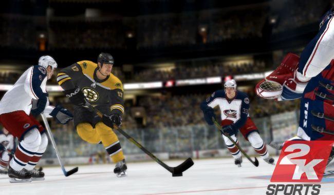 NHL 2K8  Archiv - Screenshots - Bild 14