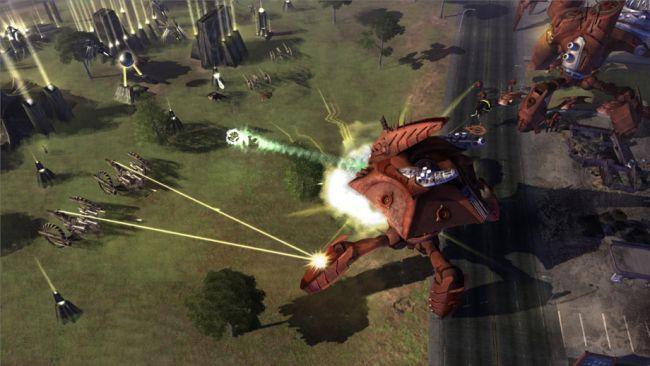 Universe at War: Angriffsziel Erde  Archiv - Screenshots - Bild 12
