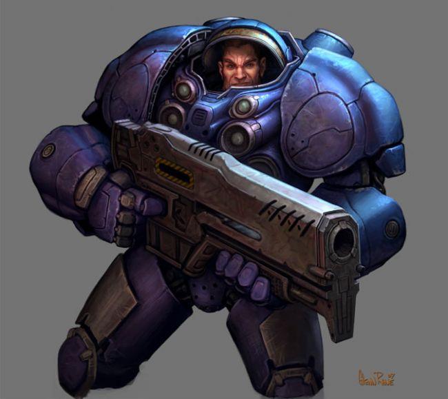 StarCraft 2  Archiv - Artworks - Bild 4
