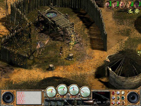 Weird Wars: Operation Pantherauge  Archiv - Screenshots - Bild 5