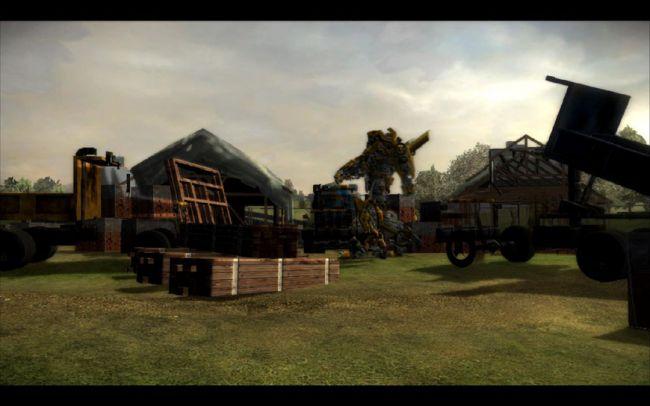 Transformers: The Game  Archiv - Screenshots - Bild 7