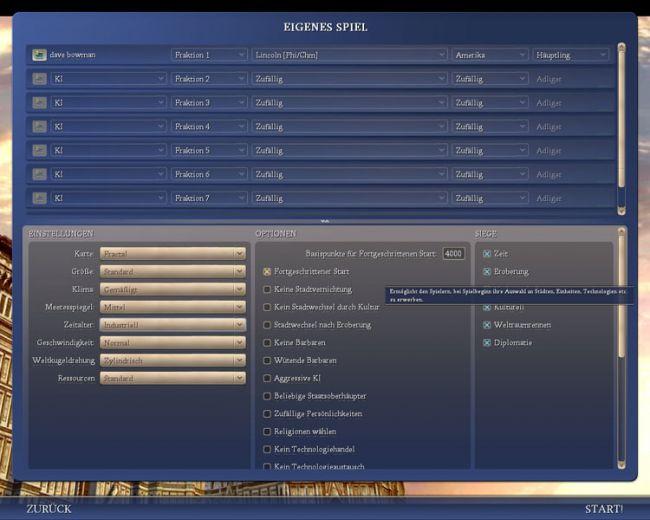 Civilization 4: Beyond the Sword  Archiv - Screenshots - Bild 13