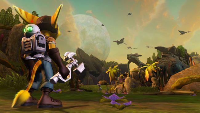 Ratchet & Clank: Tools of Destruction  Archiv - Screenshots - Bild 9