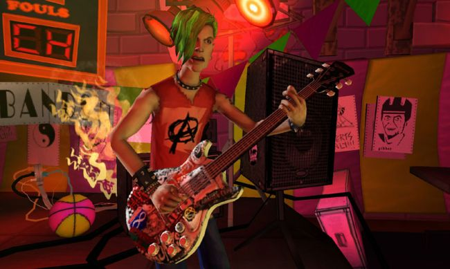 Guitar Hero: Rocks the 80s  Archiv - Screenshots - Bild 2