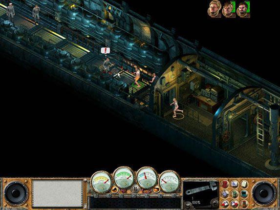 Weird Wars: Operation Pantherauge  Archiv - Screenshots - Bild 2