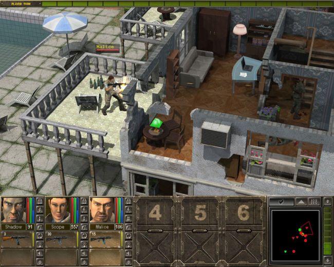 Jagged Alliance 3  Archiv - Screenshots - Bild 3