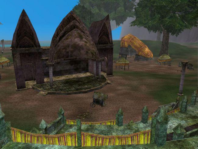 EverQuest: Secrets of Faydwer  Archiv - Screenshots - Bild 47