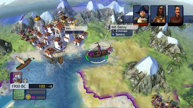 Civilization Revolution  Archiv - Screenshots - Bild 9