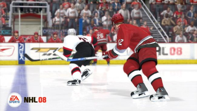NHL 08  Archiv - Screenshots - Bild 18