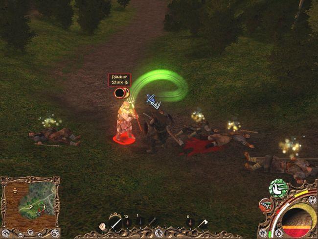 Requital: Revenge of a Hero Archiv - Screenshots - Bild 8