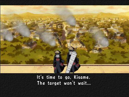Naruto: Ultimate Ninja 2  Archiv - Screenshots - Bild 4
