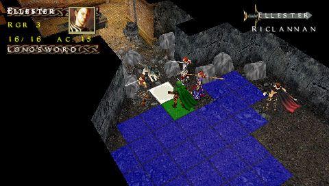 Dungeons & Dragons: Tactics (PSP)  Archiv - Screenshots - Bild 5