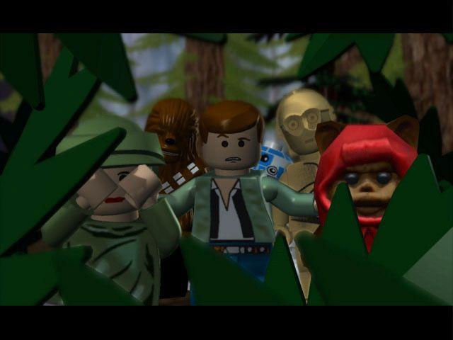 Lego Star Wars: Die Komplette Saga  Archiv - Screenshots - Bild 12