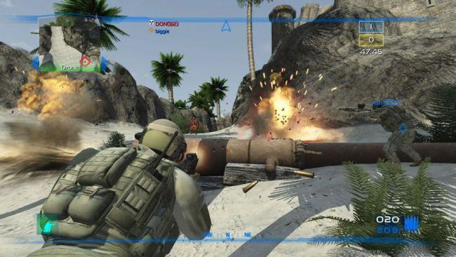 Ghost Recon: Advanced Warfighter 2 - Classic Pack 2 - Screenshots - Bild 8