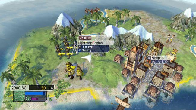 Civilization Revolution  Archiv - Screenshots - Bild 2