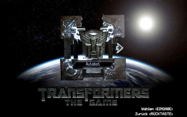 Transformers: The Game  Archiv - Screenshots - Bild 4