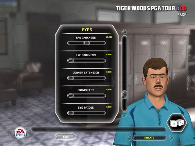 Tiger Woods PGA Tour 08  Archiv - Screenshots - Bild 2