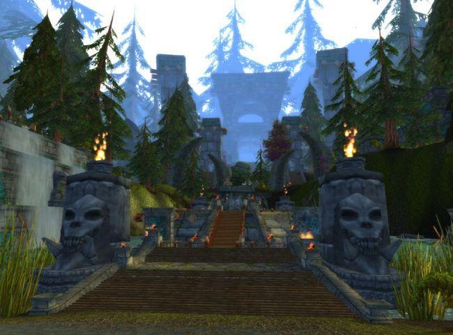 World of WarCraft: The Burning Crusade  Archiv - Screenshots - Bild 9
