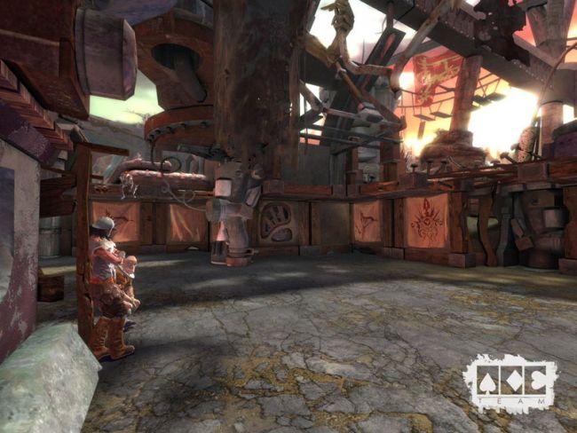 Zeno Clash - Screenshots - Bild 4