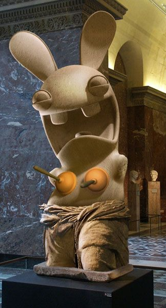 Rayman Raving Rabbids 2  Archiv - Artworks - Bild 8