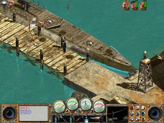 Weird Wars: Operation Pantherauge  Archiv - Screenshots - Bild 4