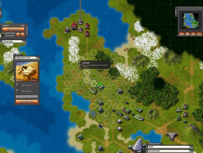 Battle Worlds: Kronos - Screenshots - Bild 5