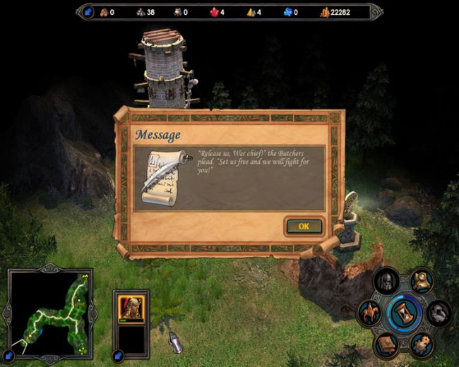 Heroes of Might & Magic 5: Tribes of the East  Archiv - Screenshots - Bild 30