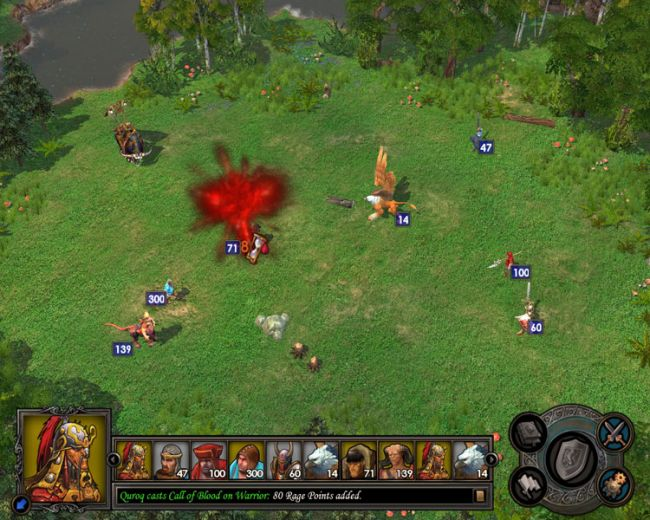 Heroes of Might & Magic 5: Tribes of the East  Archiv - Screenshots - Bild 26