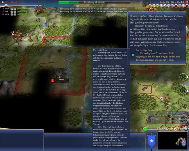 Civilization 4: Beyond the Sword  Archiv - Screenshots - Bild 11