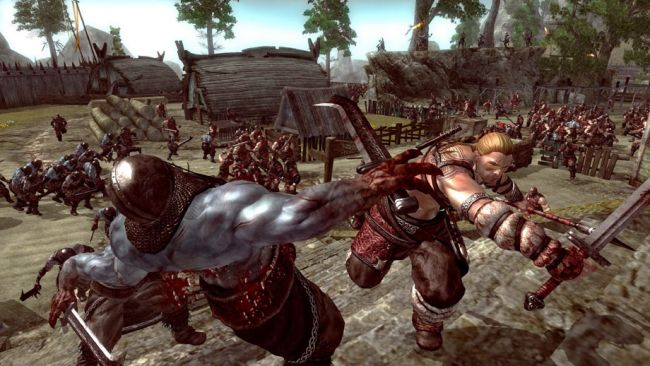 Viking: Battle for Asgard - Screenshots - Bild 6