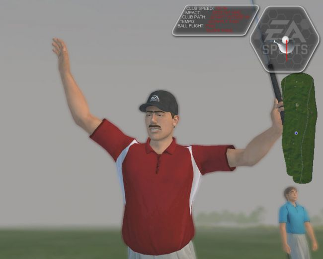 Tiger Woods PGA Tour 08  Archiv - Screenshots - Bild 9