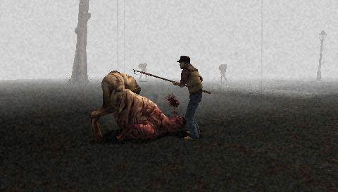 Silent Hill Origins (PSP)  Archiv - Screenshots - Bild 3