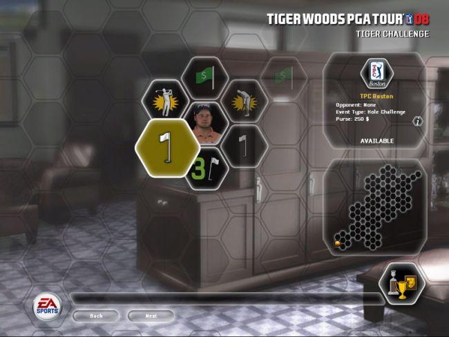 Tiger Woods PGA Tour 08  Archiv - Screenshots - Bild 6