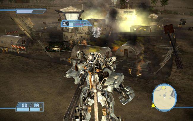 Transformers: The Game  Archiv - Screenshots - Bild 23