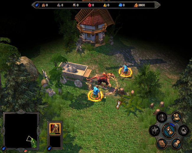 Heroes of Might & Magic 5: Tribes of the East  Archiv - Screenshots - Bild 19