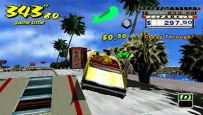 Crazy Taxi: Fare Wars (PSP)  Archiv - Screenshots - Bild 13
