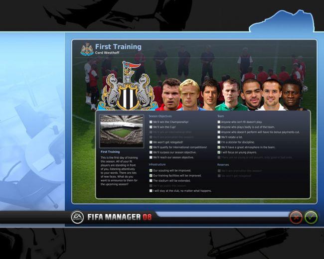 Fussball Manager 08  Archiv - Screenshots - Bild 32