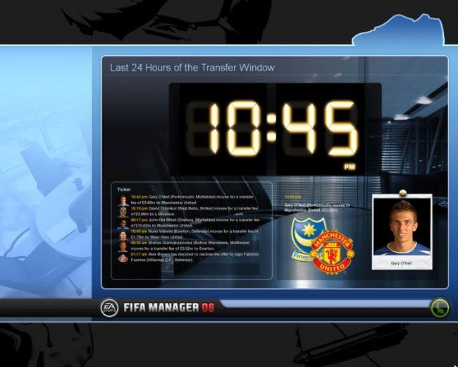 Fussball Manager 08  Archiv - Screenshots - Bild 42