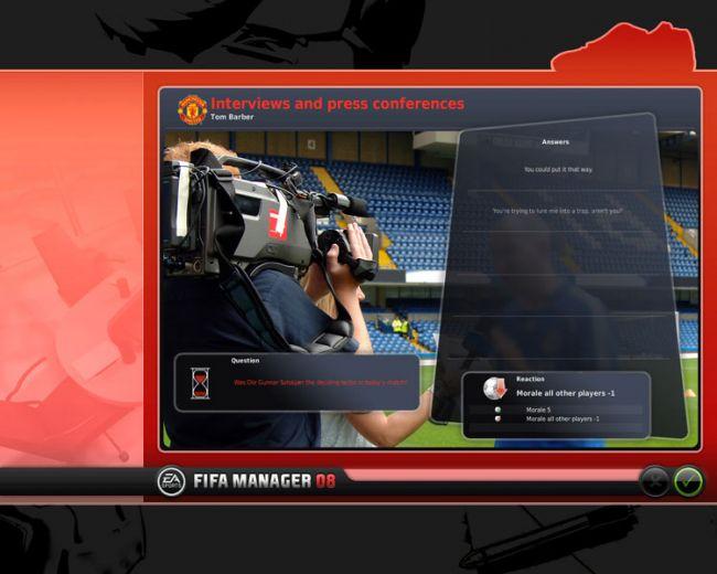 Fussball Manager 08  Archiv - Screenshots - Bild 36